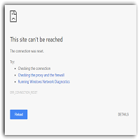 Top five ways to fix this site can't be reached error in Google Chrome