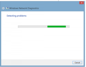 How to fix the Problem with Wireless Adapter or access point error?